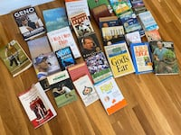 Sports, fiction, bestsellers Canton, 02021