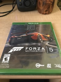 Forza 5 Xbox One DAY ONE EDITION BRAND NEW  Langley, V2Y 1B5