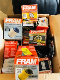 Auto Accessories!!! Headlights,Foglights,Stereo Install Kits, Oil Filters. I have over 75+pieces. MUST SEE!!!! Charlotte, 28202