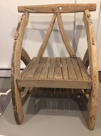 Antique wagon wheel chair Yonkers, 10708