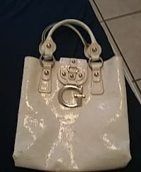 white leather handbag Bullhead City, 86442