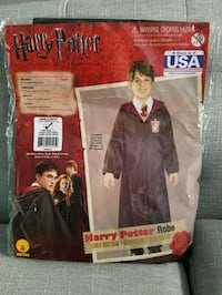 864b10738b Used Harry Potter Child Costume Gryffindor Robe for sale in Caledon ...