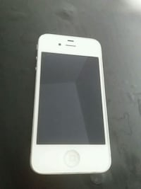 white iPhone 4   /bell   535 km