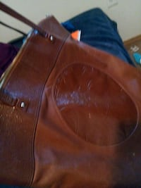 Coach brown leather bag  Portland, 97203