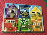 Latches - Melissa and Doug puzzle board  Tarrytown, 10591