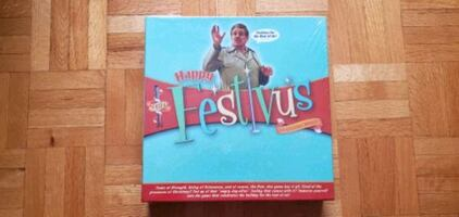 Festivus/Seinfeld board game