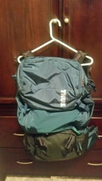 black and teal backpack Edmonton, T5H 2P7