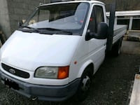 camioncino Ford bianco Spina, 13856