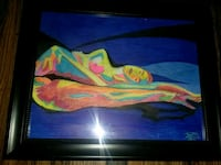 women abstract painting Traer, 50675