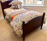 Pottery barn kids Catalina twin bed  Kensington, 20895