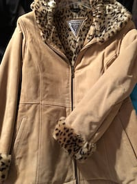 Woman's Jacket suede