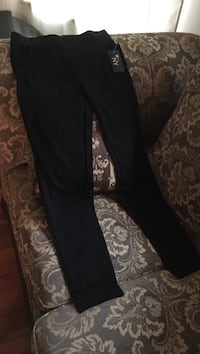 Black Slacks NWT tight at the end of the pants  Schenectady, 12303