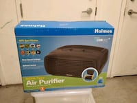 Holmes hepa air purifier (with aer purple filter) Toronto, M5J 2Y5