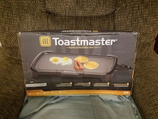 toastmaster grill box