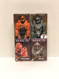 Halo Action Figure Collection Set  Dallas, 75251