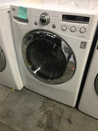 LG front load washer large capacity in excellent condition  Baltimore, 21223