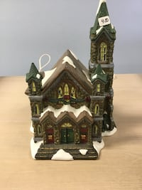Santa's Workbench Collection Christmas House  North Royalton, 44133