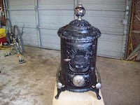 WOOD STOVE RESTORED Langley