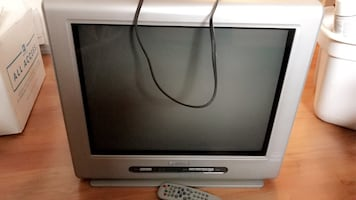 Free working tv with remote