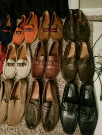 Men assorted pairs of shoes Houston, 77082