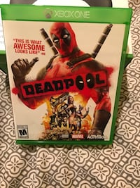 Deadpool for Xbox one  Piscataway, 08854