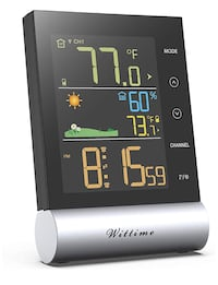 Brand New Thermometer, Temperature Humidity Monitor, wireless  Halethorpe, 21227