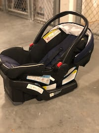 Infant car seat with matching stroller