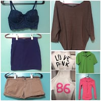 Women's / girls brand name clothing lot