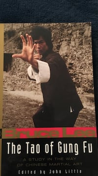 The Tao of Gung Fu book