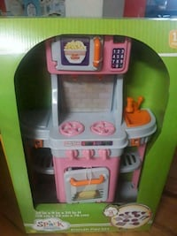 Kitchen play set with 18 accessories  Elkridge, 21075