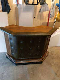 """basement bar good condition  bar measures 55"""" w x  Kitchener, N2A 1T1"""