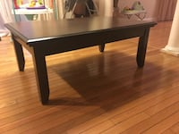 Coffee table for $50 firm Reston, 20191