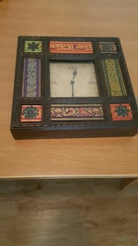 Wall display non working clock (made in India)