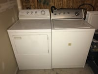 White washer and dryer set Dumfries, 22026