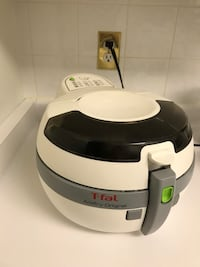 T-fal  fryer with one spoon of oil Toronto, M1T 3W9