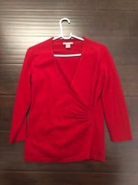 new red top size small. Colton, 92324