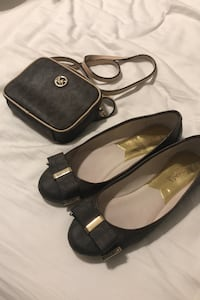 Michael Kors shoes size 7.5 and purse Jessup, 20794