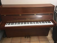 Imported from UK- Cranes upright piano Tempe, 85282