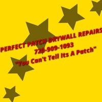 Drywall repair Longmont