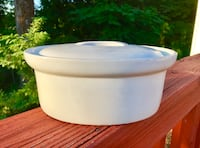 Beautiful Vintage Handcrafted Ceramic Casserole Dish Falls Church, 22046