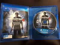 Uncharted 4 A Thief's End PS4 3730 km