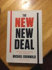 The New Deal book 552 km