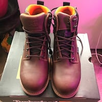 Brand New/Never Worn Timberland Steeltoe Boots Silver Spring, 20910