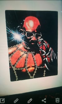 A picture of Isaac Hayes