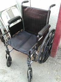 black and gray wheelchair North Las Vegas, 89030