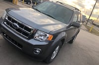 Low 121,451Km 09 Escape Front Wheel Drive Mississauga, L4Y