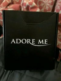 Adore Me! Teddy and panties. Austin, 78759