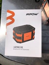 MPOW ARMOUR bluetooth 4.0 speaker (used) Georgetown, L7G 1X6