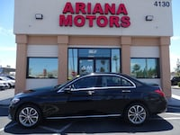2015 Mercedes-Benz C-Class 4dr Sdn C 300 Luxury 4MATIC Las Vegas, 89121