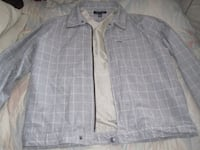 Tommy Hilfiger Tartan Checkered Spring Fashion Jacket - Size Medium    Winnipeg